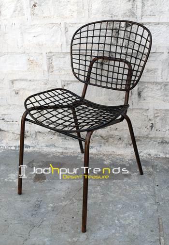 Metal Mesh Chair | Hospitality Furniture India