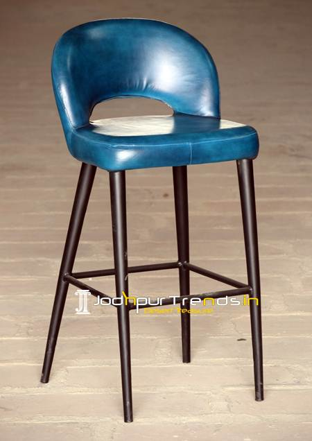 Bespoke Bar Chair, leather bar chair , industrial furniture jodhpur india, restaurant furniture jodhpur india