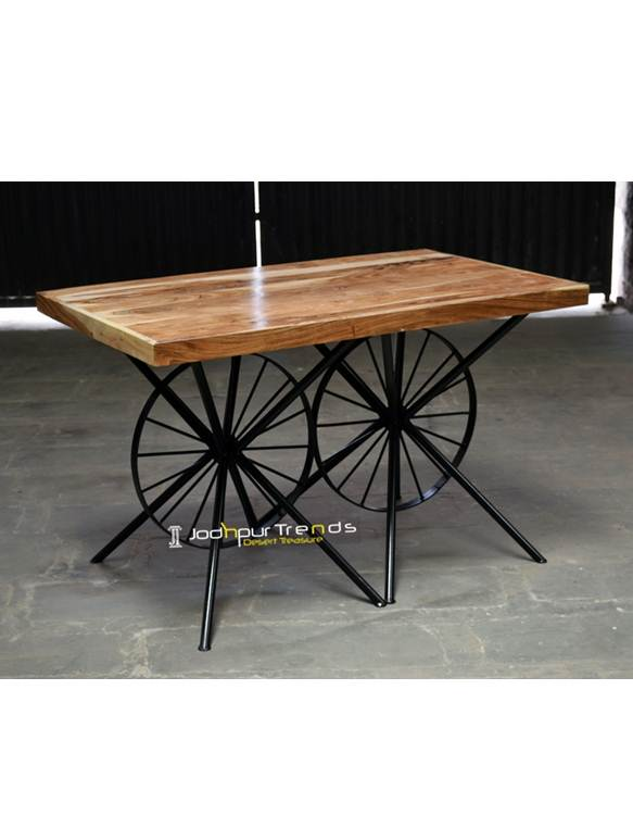 Iron Table | Restaurant Chairs and Tables Wholesale in India
