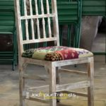Indian Distressed Furniture, Wooden Chair, Restaurant Chair, Hotel Chairs