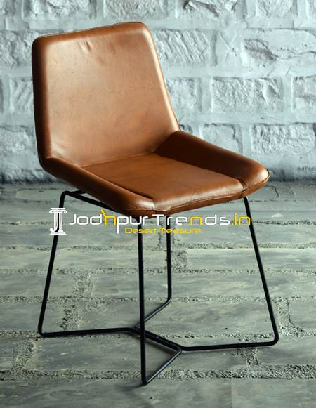 Industrial Furniture Company , leather chair for restaurant, hospitality chair design