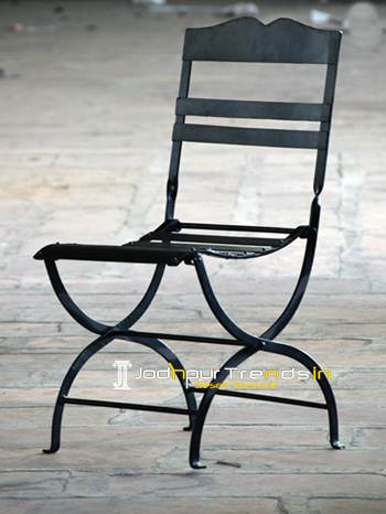 Industrial Style Restaurant Furniture, Outdoor chair, metal iron chair