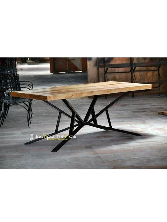 Industrial Table, Office Table, Banquet Table, Food Court Table,  Vintage Style Office, Furniture