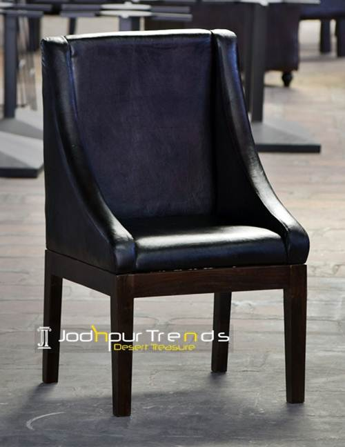 Leather Furniture Manufacturers, Leather Restaurant Chair, Office Chair Design