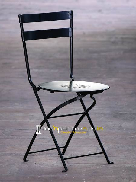 Metal Cafe Chairs, Industrial furniture jodhpur India, cafe chair