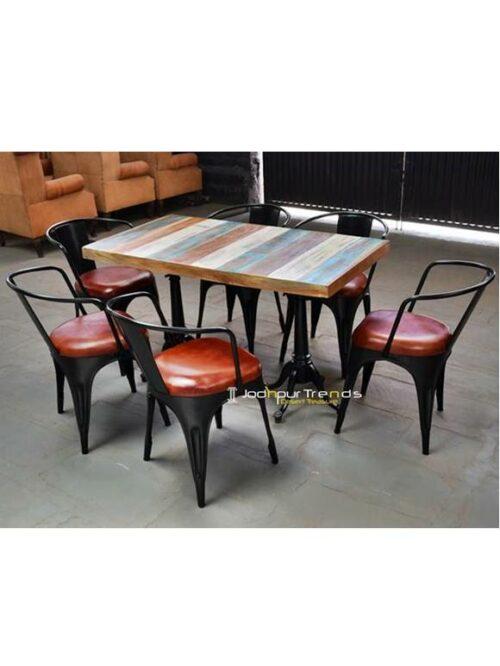 Bistro Table Set, Cafe Table Set , Jodhpur Furniture Exporters