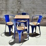Outdoor Cafe Furniture Design