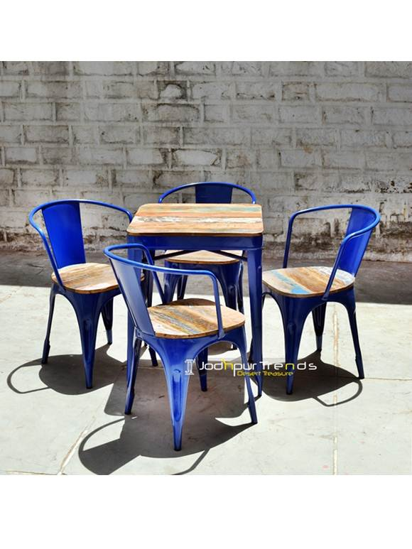 Outdoor Cafe Furniture Design