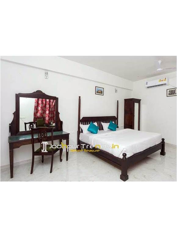 Resort Furniture Supplier From Jodhpur Hotel Room Bed Resort Room Bed Safari Bed