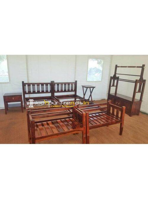 Safari Tent Resort Furniture
