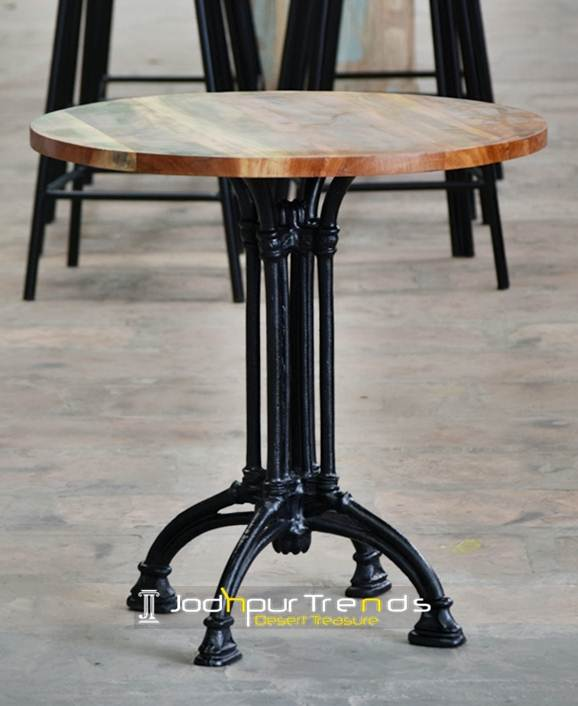 Outstanding Heavy Metal Table Restaurant Style Dining Tables Download Free Architecture Designs Viewormadebymaigaardcom