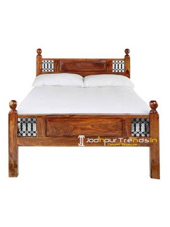 Traditional Hotel Furniture Hotel Room Bed Resort Room Bed Commercial Bed