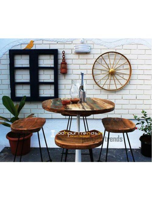 Bar Table Set Lounge Table Set Hotel Lounge Furniture