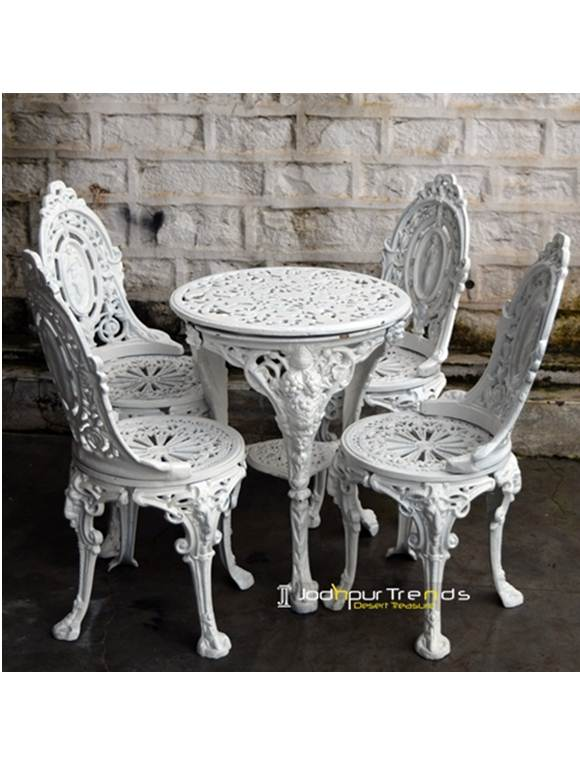 Cast Iron Set Cast Iron Restaurant Furniture Cast Iron Hotel Furniture