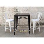 Garden Table Set, Iron Outdoor Table Set, India Furniture Wholesale