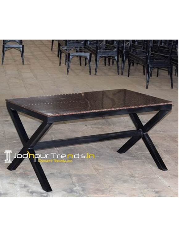 Granite Outdoor Table Design Outdoor Restaurant Furniture