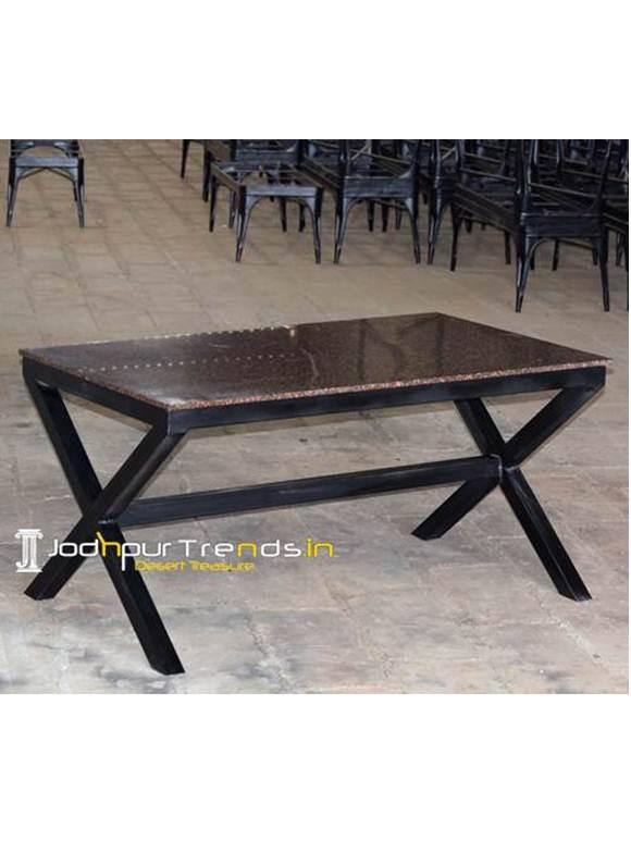 Granite Outdoor Table Design Outdoor Restaurant Furniture
