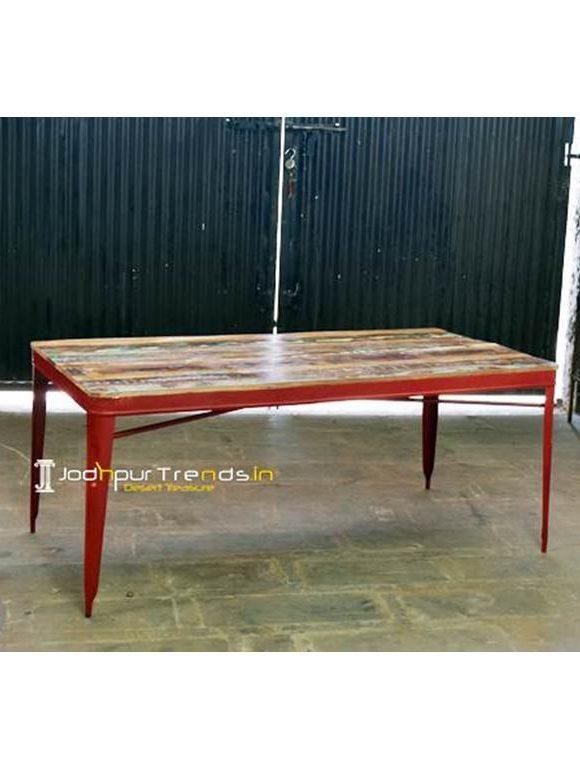 Tolix Inspire Restaurant Table Restaurant Metal Furniture Design