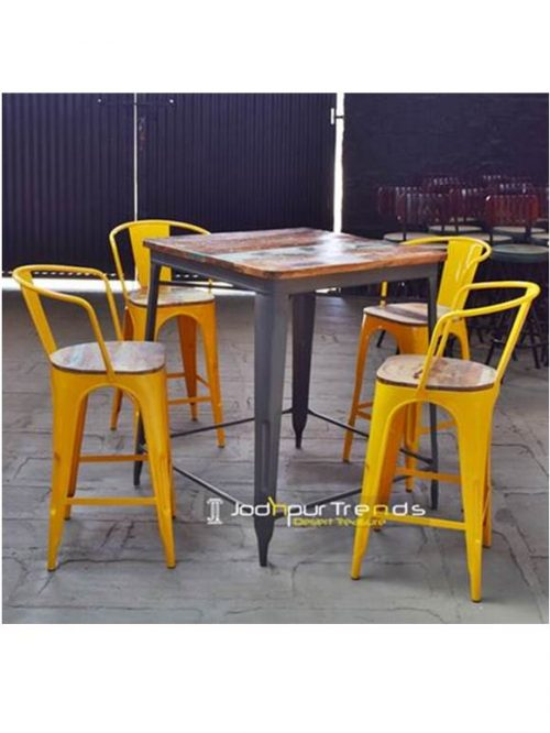 Unique Bar Table Set Counter Table Set Bar Supplies and Furniture