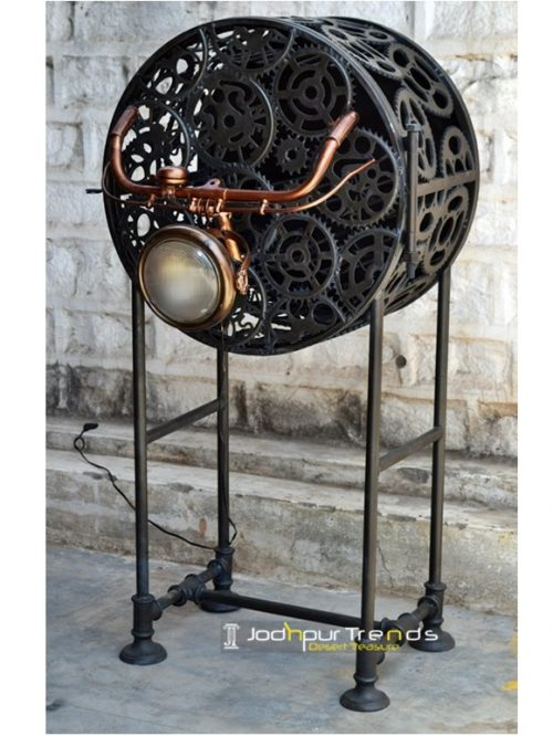 Artistic Metal Bar Handcrafted Furniture India