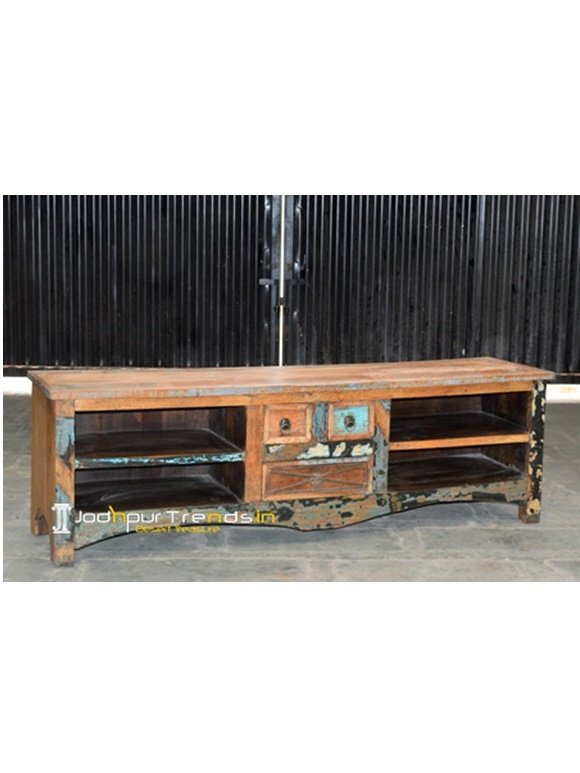 Boho Reclaimed TVC Boho Industrial Furniture