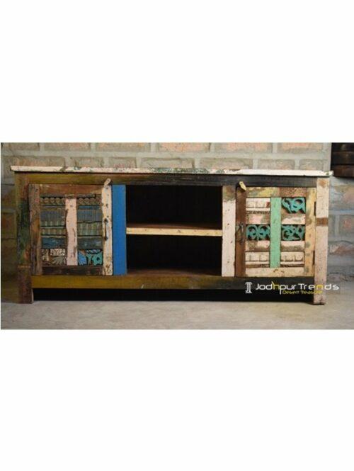 Carved TVC Handicraft Furniture Jodhpur