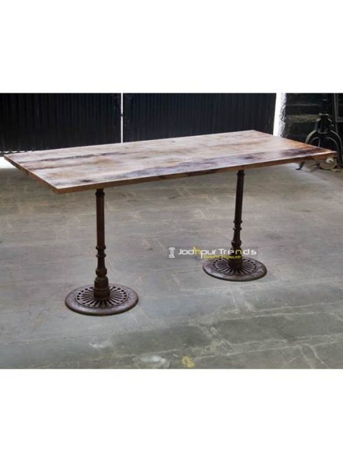 Cast Iron Canteen Table Canteen Tables and Chairs