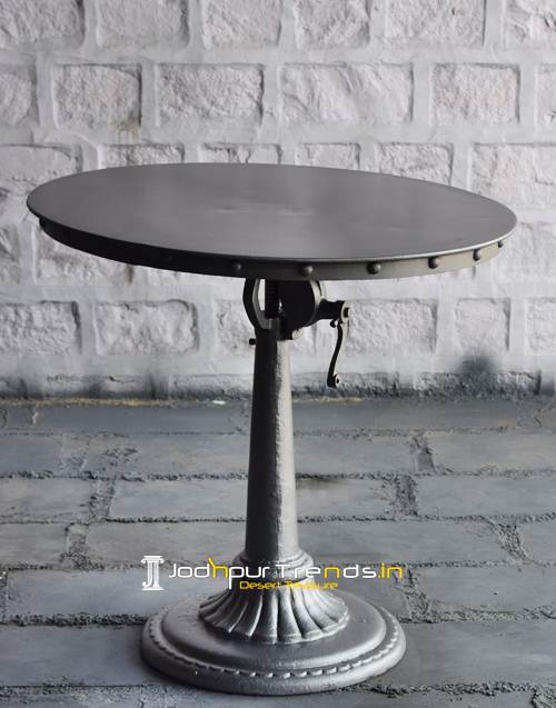 Cast Iron Designer Table Hotel Table