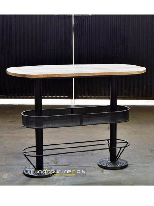 Cast Iron Height Pub Table Hospitality Furniture