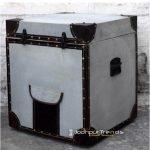 Concepts Designs Pocket Design Box Footstool