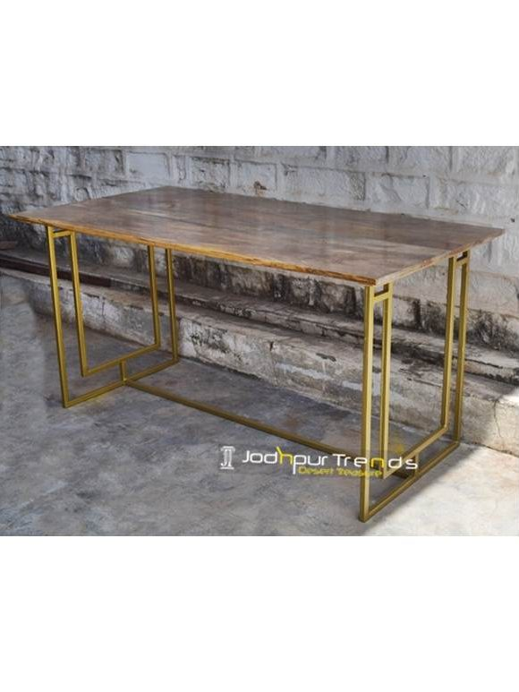 Contemporary Dining Table for Commercial Use