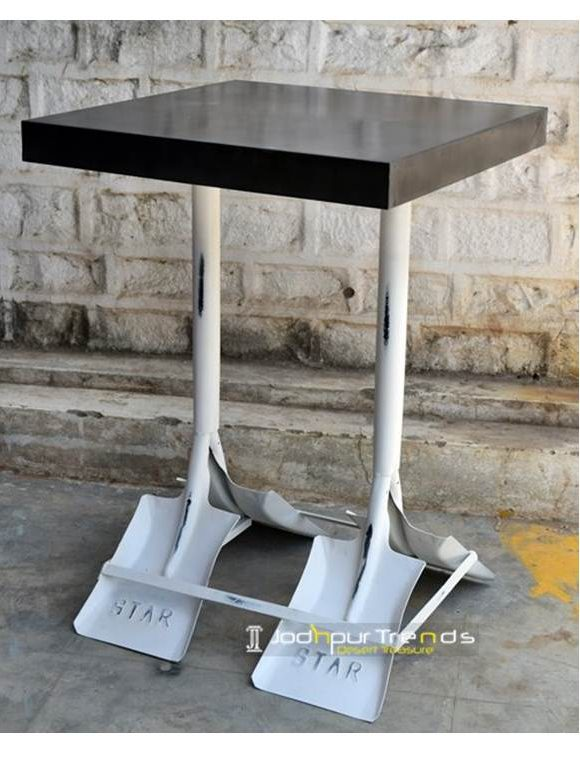Distress Bar Table Outdoor Table