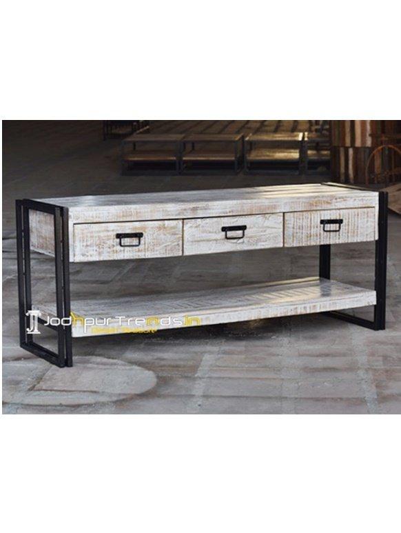 Distress TVC Iron Furniture Manufacturers