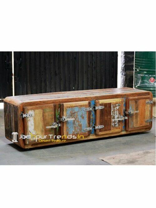 Fridge Pattern Reclaimed TVC India Furniture Industry