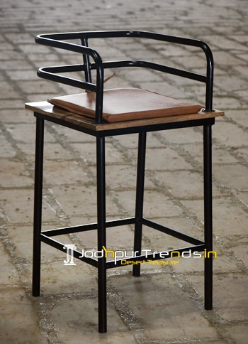 Industrial Pipe Bar Stool Buy Vintage Furniture