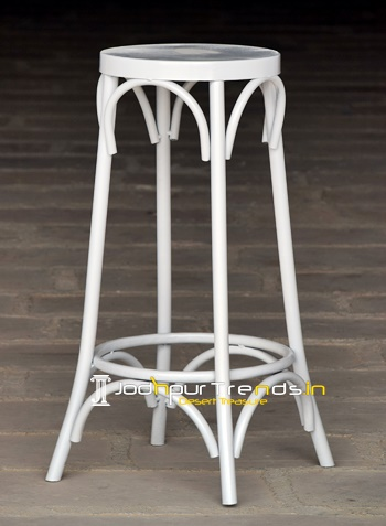 Iron Round Stool Fine Furniture Manufacturers