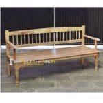 Mango Wood Bench Furniture Export