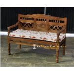 Mango Wooden Bench Wholesale Hotel Furniture
