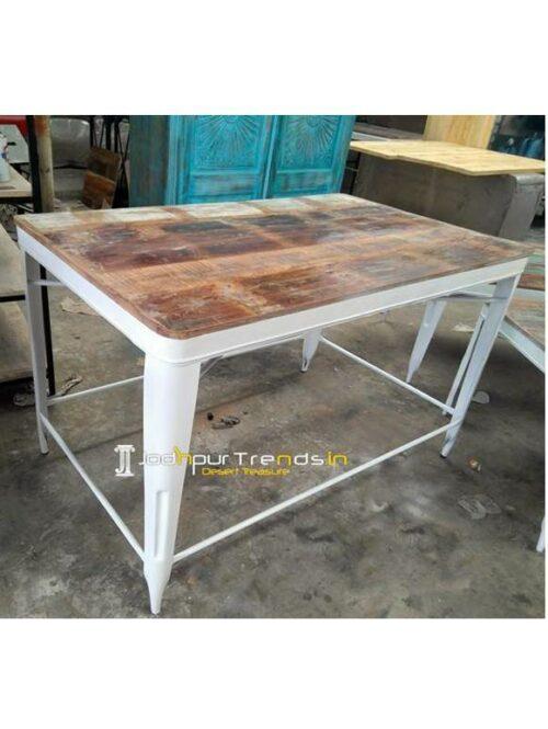 Metal Bar Table Bar Table and Chairs
