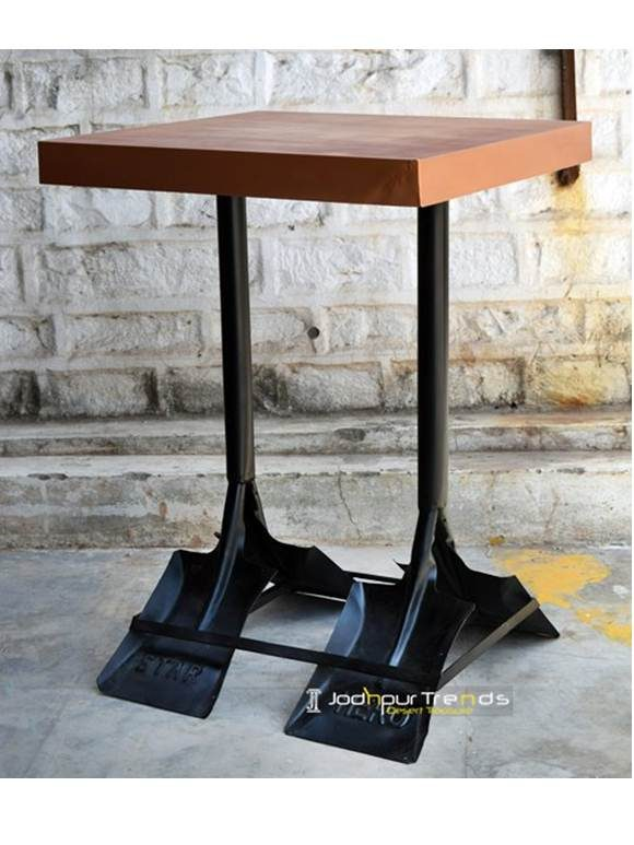 Metal Bar Table Metal Furniture Online Shopping