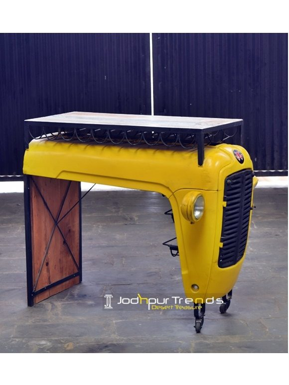 Metal Outdoor Bar Table Indian Furniture Design