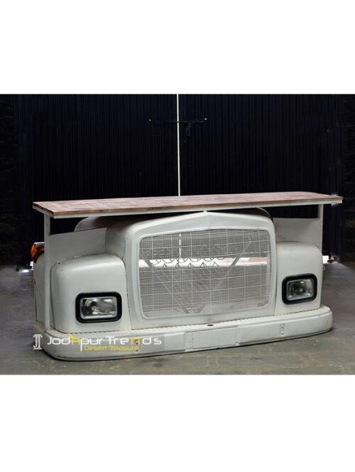 Old TATA Truck Counter Handicraft Exporters