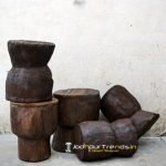 Old Wood Stool Restaurant Furniture Suppliers