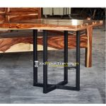 Rosewood Sequre Table Wholesale Hotel Furniture