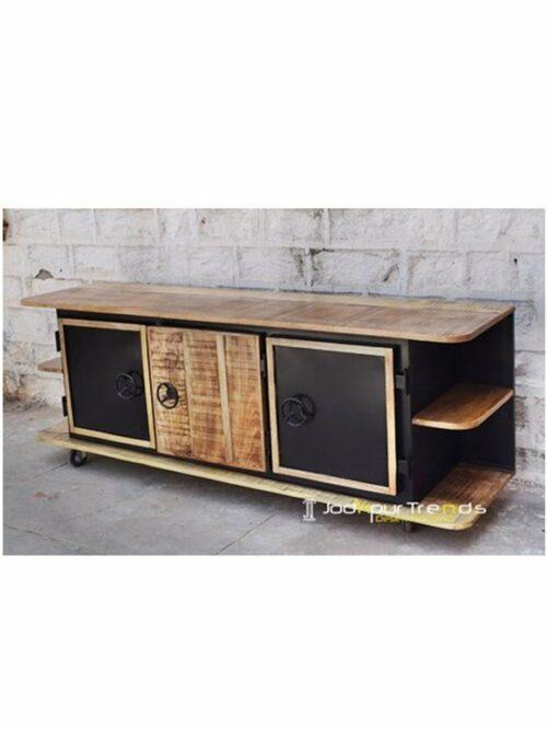Ruff Mango TVC Handmade Mango Wood Furniture
