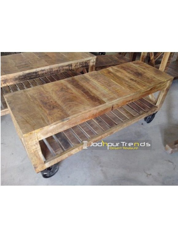 Ruff Wood TVC Wholesale Industrial Furniture