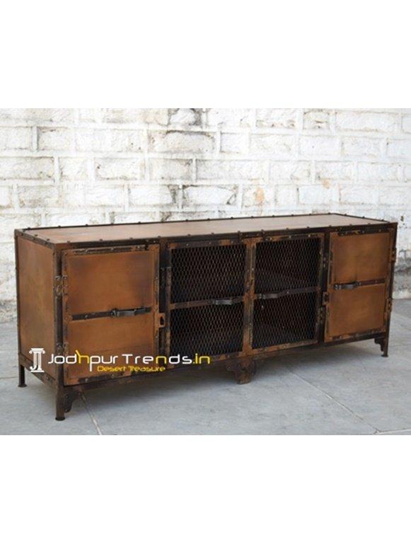 Rustic TVC Industrial Rustic Furniture
