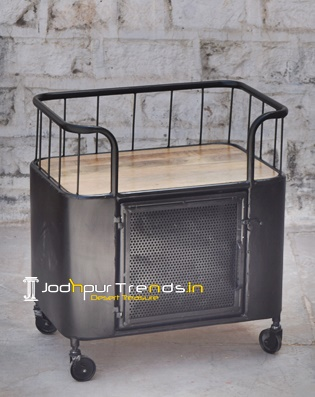 Storage Bedside Jodhpur Furniture Market