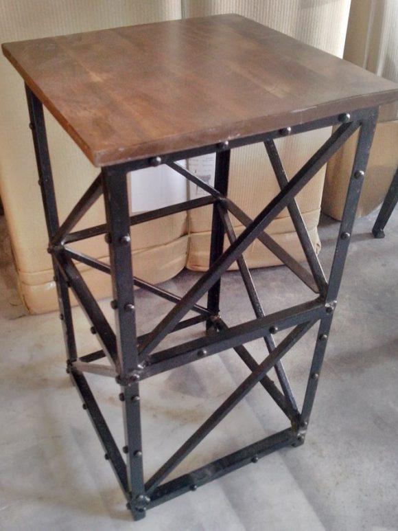 Tall Night Stand Recycled Furniture India