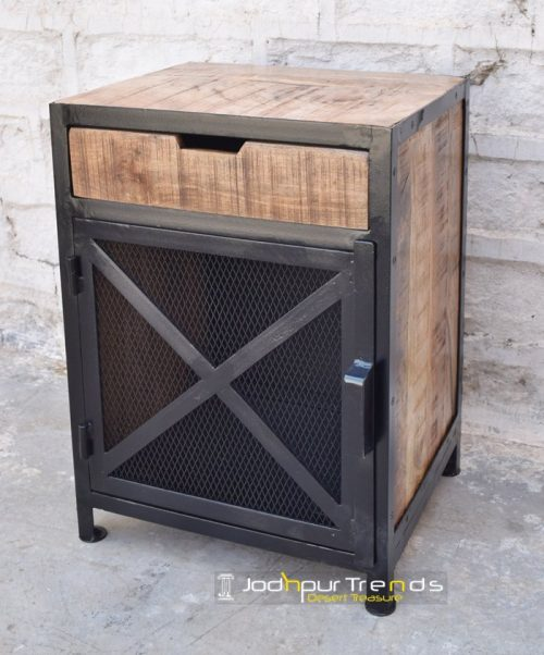 Vintage Night Stand | Furniture Exporters in India